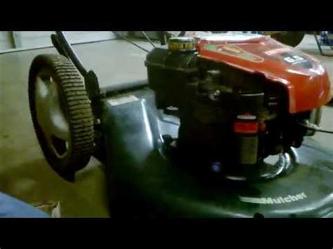 Push Mower Fuel Filter by How To Change A Air Filter On A 6 5hp Briggs Stratton