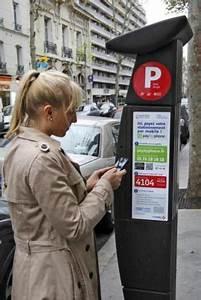 Parking Paris Vinci : paris vinci et paybyphone proposeront le paiement ~ Dallasstarsshop.com Idées de Décoration