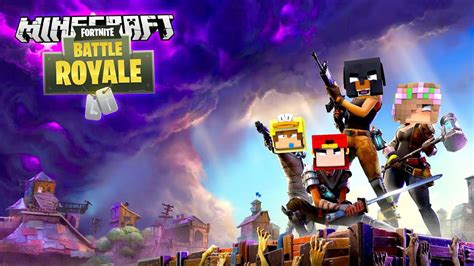 minecraft fortnite battle royale  littleclub