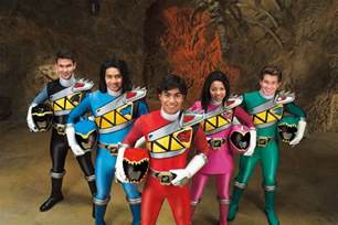 Power Rangers Dino Charge Cast