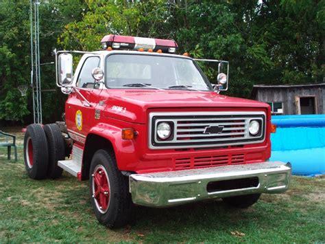 big ass trucks sold - 1979 Chevy C65 ex-Fire