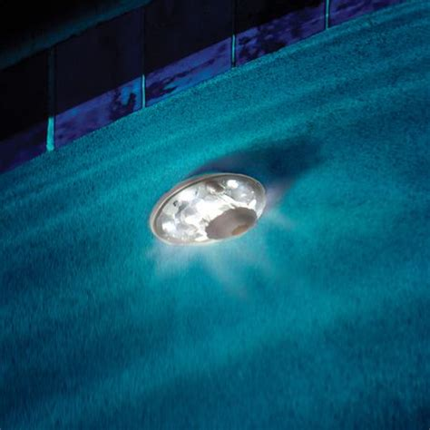 pool lights walmart blue wave evolution floating led solar pool light walmart ca