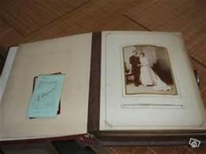 Album Photo Ancien : album photo ancien avec boite musique collection ~ Teatrodelosmanantiales.com Idées de Décoration