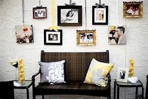 Cadre Pour Plusieurs Photos : accrocher photos cadres posters ou de l 39 art vos murs ~ Teatrodelosmanantiales.com Idées de Décoration
