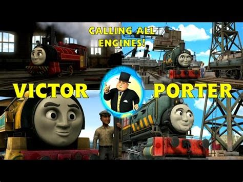 calling all engines victor and porter hd