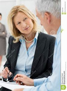 Business People Working Together Royalty Free Stock Image ...