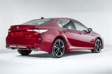 toyota camry 20 things you didn t know about the 2018 toyota camry