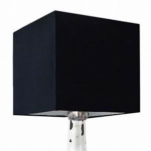 Lampenschirm Schwarz : lampenschirm schwarz 25 x 25 x 25cm online shop direkt vom ~ Pilothousefishingboats.com Haus und Dekorationen