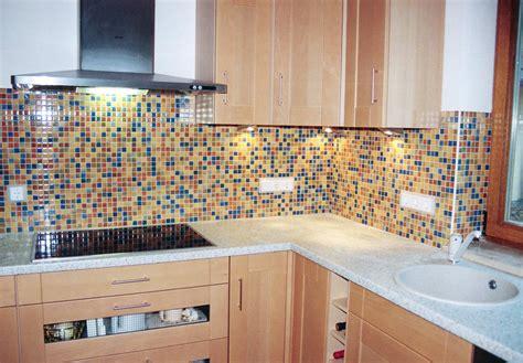 Mosaik Fliesen Küchenrückwand by R 252 Ckwand Fliesen K 252 Che