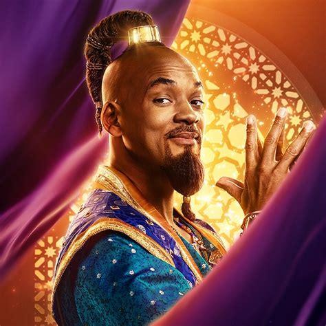 Aladdin Genie Movie 2019