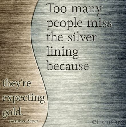 Silver Quote Best 20 Silver Lining Quotes Ideas On Silver