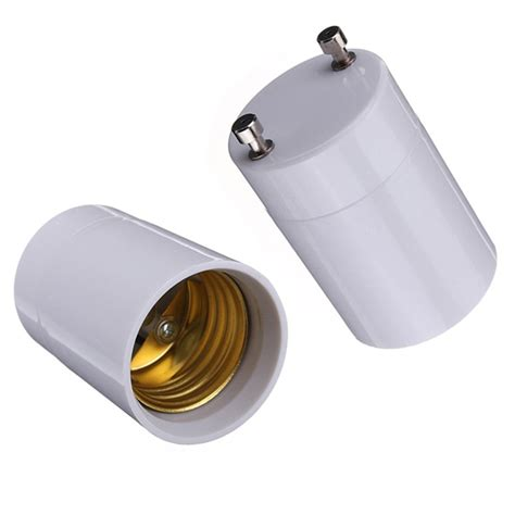 gu24 to e27 e26 led light bulb l holder adapter socket