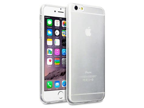 crystal tpu case doorzichtig hoesje voor iphone