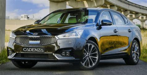 kia cadenza 2020 2020 kia cadenza limited price release date kia update