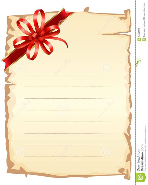 paper  ribbon stock vector image  notebook