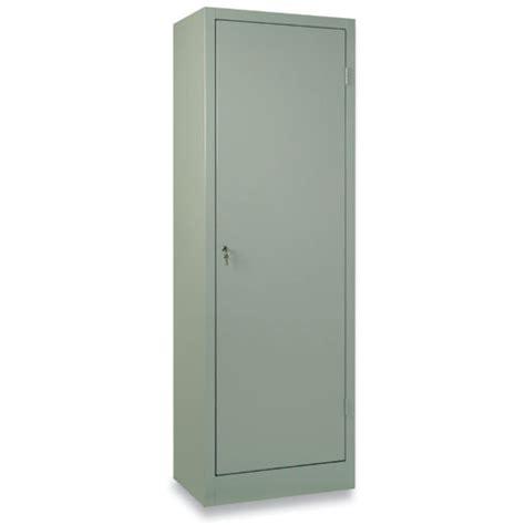 Armadietti Porta Scope by Armadio Porta Scope Metallo Con Serratura Cm 60x40x176h