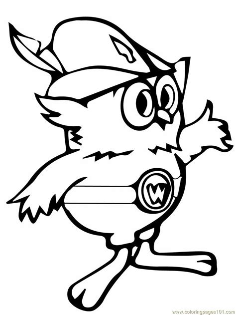 woodsy owl coloring page  owl coloring pages coloringpagescom