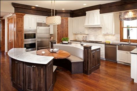 kitchen island with booth seating kitchen island with seating booth kitchen ideas and 8238