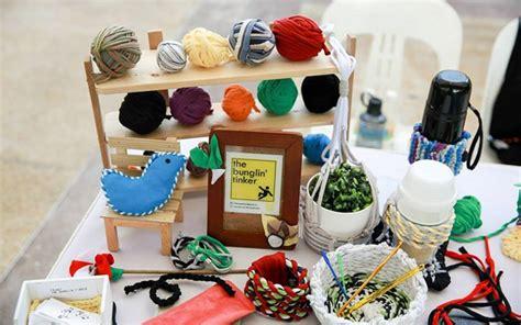 upcycling craft workshop esplanade