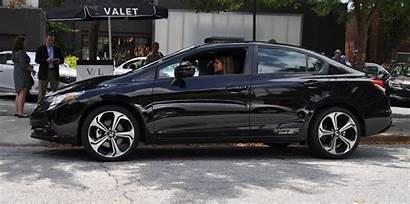 Civic Si Honda Sedan Cool Fu