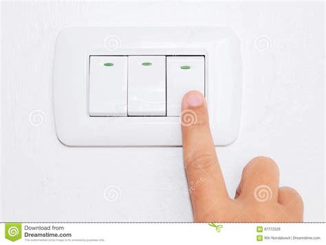 turn off light switch image of conservation