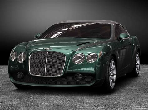 Bentley Car : Bentley Zagato Gtz Wallpapers