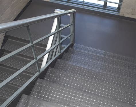 Tile Stair Nosing Profile by Flexco Rubber Flooring Amp Vinyl Flooring 187 Rubber Stair