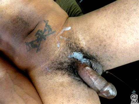 Sexy Amateur Black Hipster With A Huge Uncut Black Cock