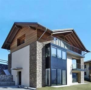 Moderne Hausfassaden Fotos : traum in holz hochwertige hausfassaden ~ Orissabook.com Haus und Dekorationen