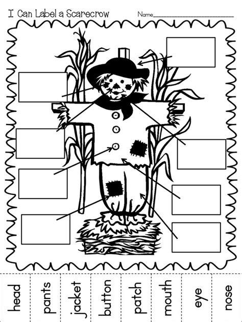 label  scarecrow pumpkinpdf google drive autumn