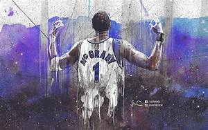 Tracy McGrady NBA Wallpaper by skythlee on DeviantArt