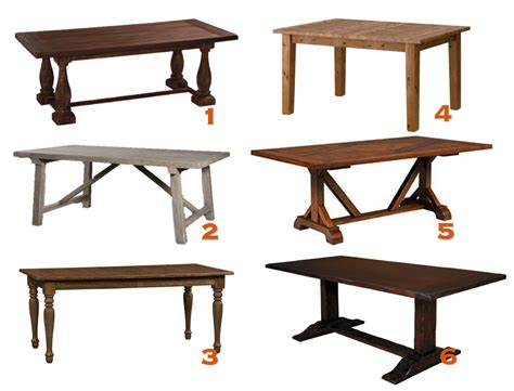 rustic farmhouse dining table rustic farmhouse dining table plans