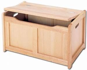 Coffre Jouet Bois : coffre jouet bois ~ Teatrodelosmanantiales.com Idées de Décoration