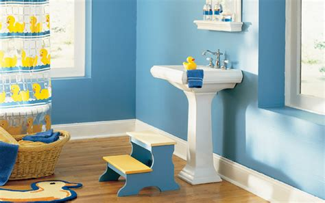 Cute Kids Bathroom Decorating Ideas-digsdigs