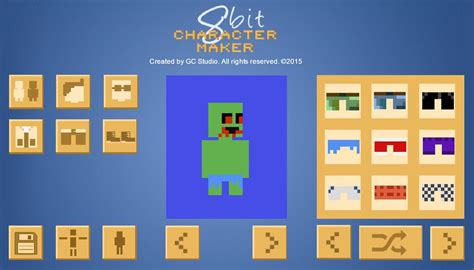 bit character maker  android apk