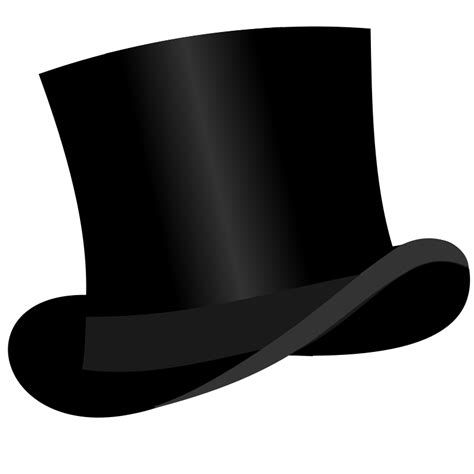 Transparent Background Hat Clipart Png by Top Hat Png Clipart Best