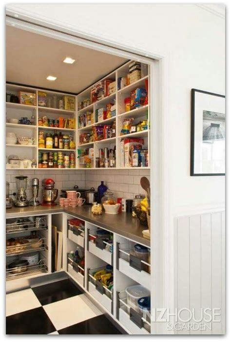 Amazing Pantry Designs by Amazing Pantry Kitchen Pantry Inspiration In 2019