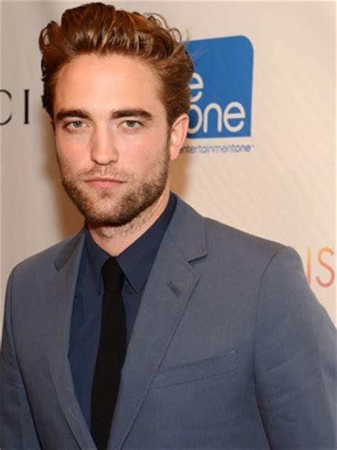 Robert Pattinson as Edward Cullen