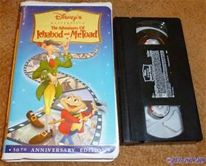 Free: DISNEY'S THE ADVENTURES OF ICHABOD AND MR. TOAD 50TH ...