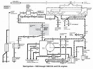 1999 Ford Ranger Wiring Diagram