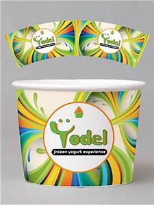 Frozen Yogurt Cup Design | www.pixshark.com - Images ...