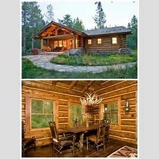 Log Cabin Wood Interior  The 17 Best Log Cabins  Bob Vila