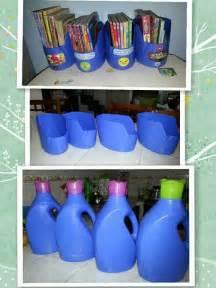 idee  riciclare  flaconi  detersivo bottiglie