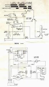 Kenmore Dryer Thermostat Wiring Diagram
