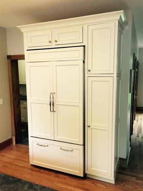 Refrigerators That Accept Cabinet Panels Online Information