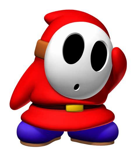 Shy Guy Nintendo Fandom Powered By Wikia