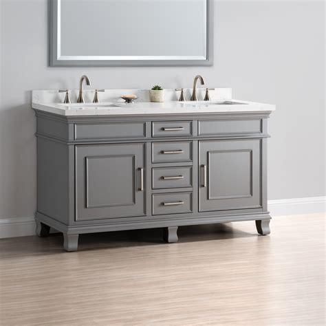 Bathroom Vanities 60 Sink by Charleston 60 Quot Sink Vanity Mission Furniture