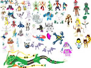 all mega evolutions pokemon x images