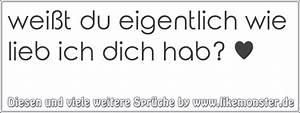 Weißt Du Eigentlich Wie Lieb Ich Dich Hab Bis Zum Mond Und Wieder Zurück : wei t du eigentlich wie lieb ich dich hab facebook spr che und zitate ~ Yasmunasinghe.com Haus und Dekorationen