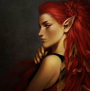 Astrid Bard Age : red haired elf awesomeness pinterest sprites shorts ~ Melissatoandfro.com Idées de Décoration